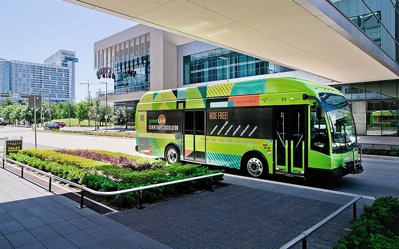 Green Link Bus