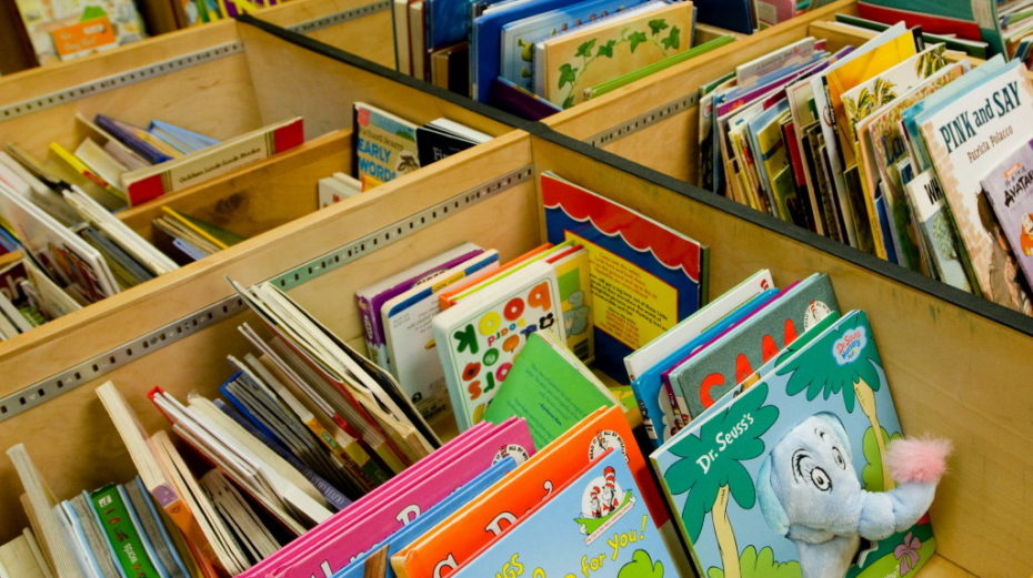 Children's Book Drive with Volunteers of America TEXAS