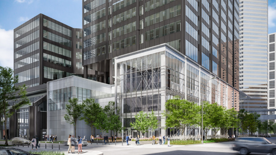 Leasing at Houston Center: A Year in Review