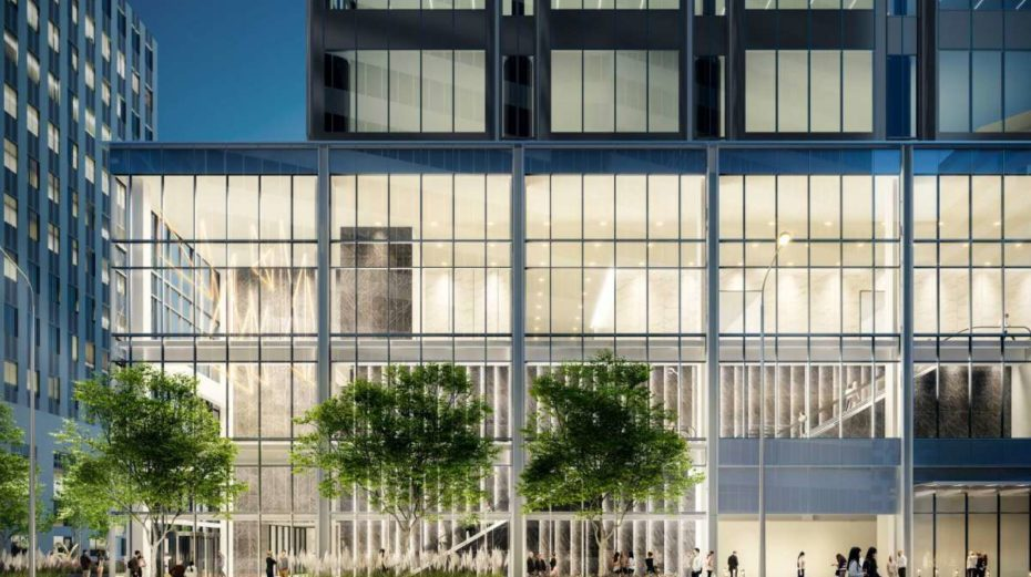 Houston Center Project Updates | First Glass & Stone