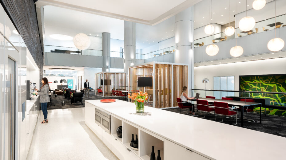 Tenant Spotlight: Gensler's Office at 2 Houston Center